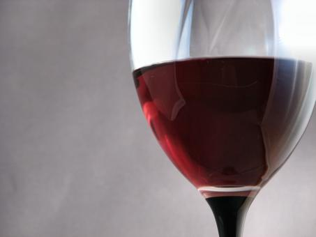 Free Stock Photo of Glass of wine