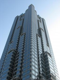 Free Stock Photo of Tall building in downtown Atlanta