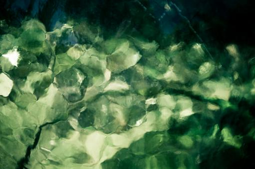 Free Stock Photo of abstract glass texture