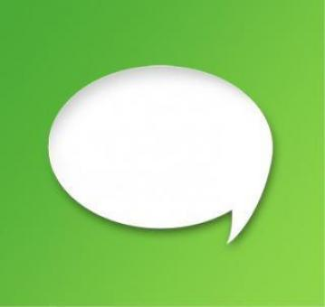 Free Stock Photo of Speech bubble