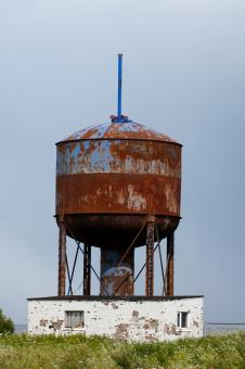 Free Stock Photo of Water tower