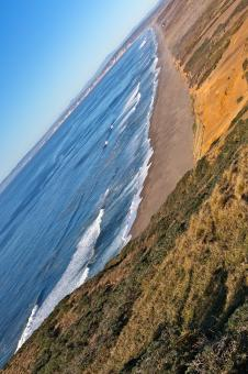 Free Stock Photo of Point Reyes Coastal Scenery - HDR