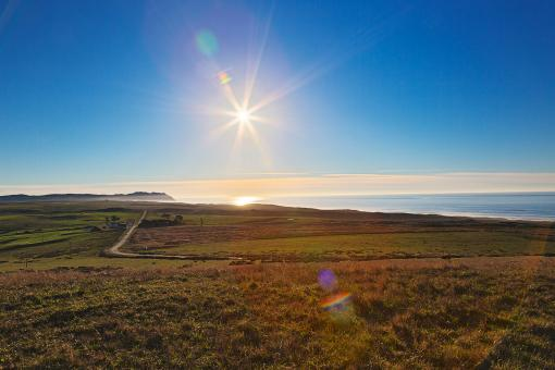 Free Stock Photo of Solar Sentinel of Point Reyes - HDR