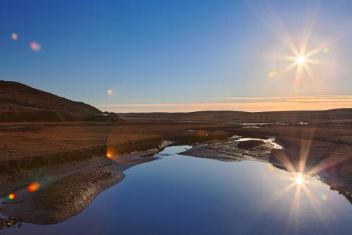 Free Stock Photo of Twin Suns of Point Reyes - HDR