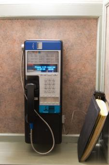 Free Stock Photo of Pay Phone