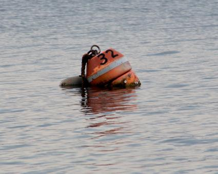 Free Stock Photo of Buoy