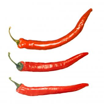 Free Stock Photo of red chilli peppers