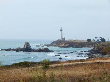 Free Stock Photo of California Lighthouse