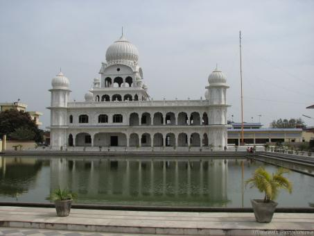 Free Stock Photo of Guruduwara Bngla Sahib