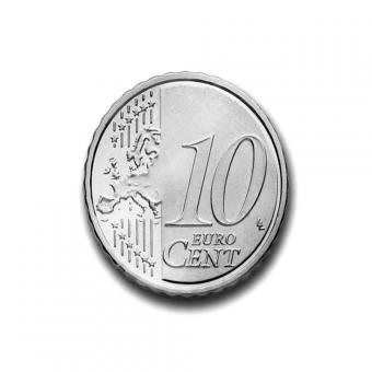 Free Stock Photo of 10 Cent Euro