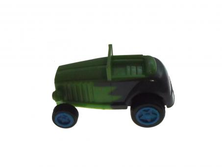 Free Stock Photo of Green toy car