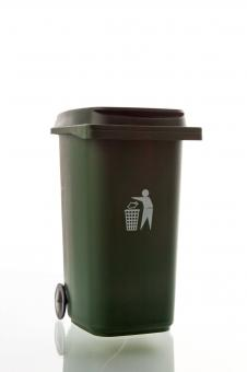 Free Stock Photo of Trash Bin