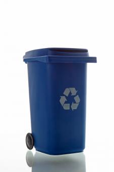 Free Stock Photo of Recycle bin