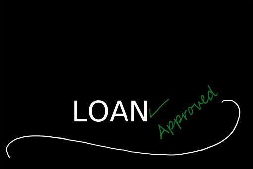 Free Stock Photo of Loan approved Concept