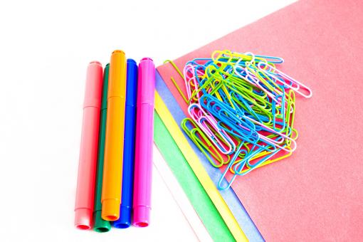 Free Stock Photo of School Supplies
