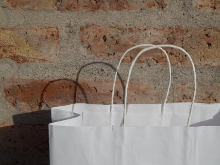 Free Stock Photo of Paper bag
