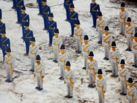 Free Stock Photo of Toy Soldiers Army