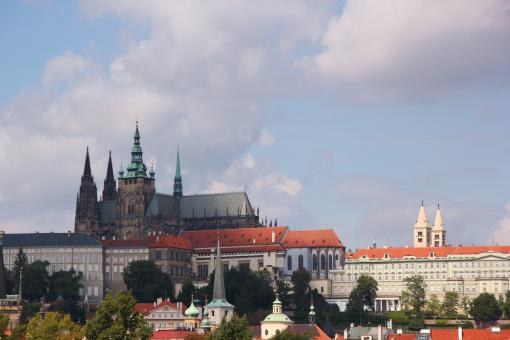 Free Stock Photo of Cathedral in Prague