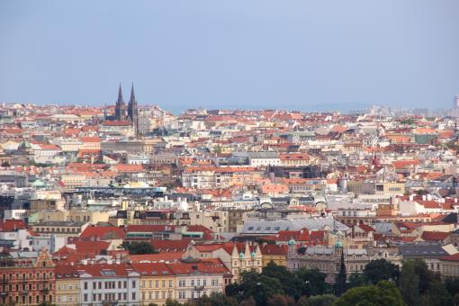 Free Stock Photo of Prague City Views