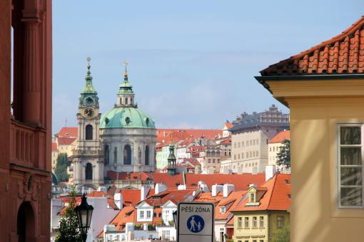 Free Stock Photo of Prague