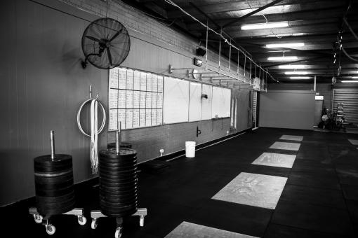 Free Stock Photo of Crossfit gym