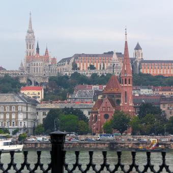 Free Stock Photo of Budapest