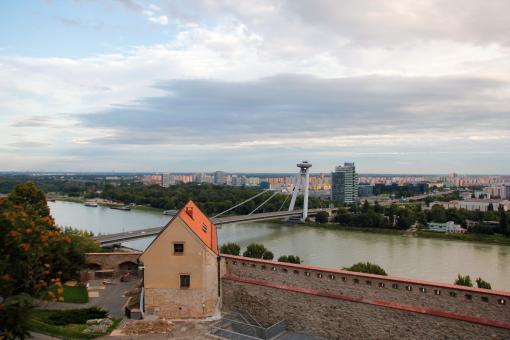 Free Stock Photo of Bratislava