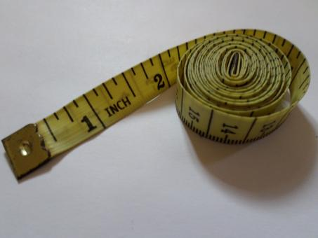 Free Stock Photo of Measuring tape