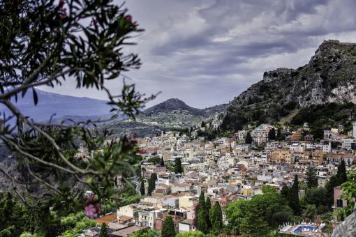 Free Stock Photo of Taormina