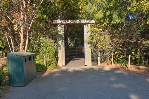 Free Stock Photo of Zoo Walkabout Entrance - HDR