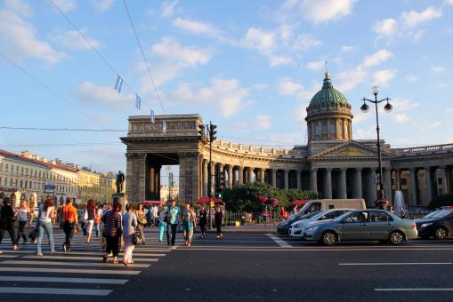Free Stock Photo of Kazan Cathedral