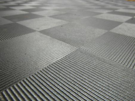 Free Stock Photo of Checked Metal Background
