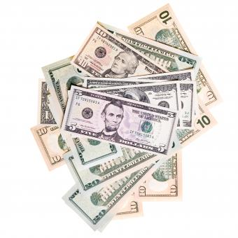 Free Stock Photo of Dollars