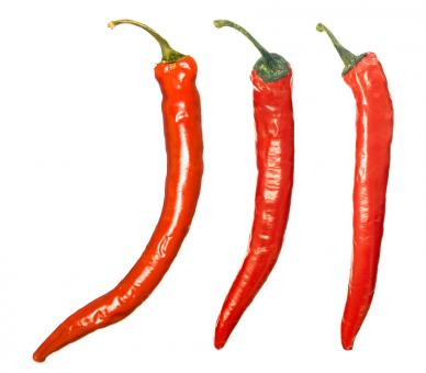 Free Stock Photo of Juicy peppers