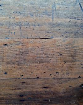 Free Stock Photo of Scarred wood boards
