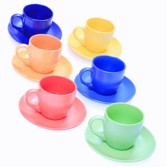 Free Stock Photo of Colorful Cups