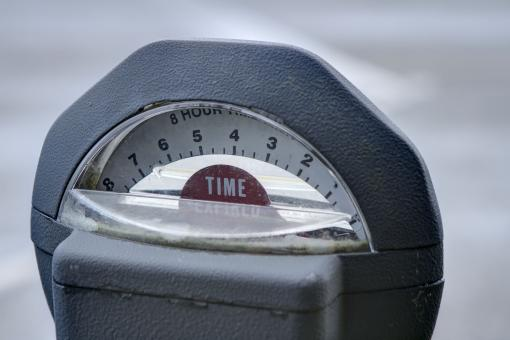 Free Stock Photo of Parking Meter