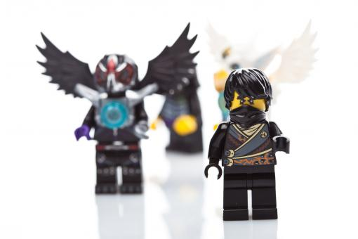 Free Stock Photo of Lego Characters
