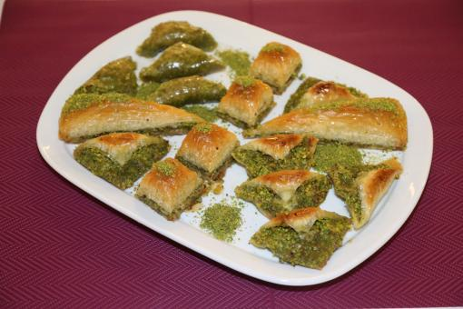 Free Stock Photo of Turkish Baklava new