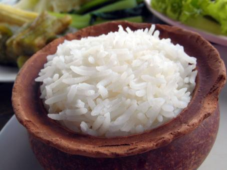 Free Stock Photo of Bowl of Rice