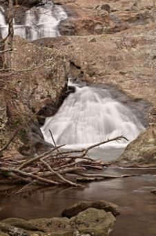 Free Stock Photo of Cunningham Falls - HDR