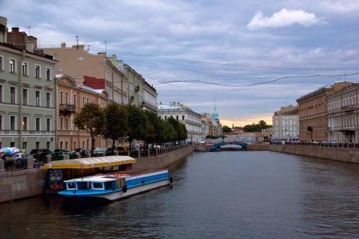 Free Stock Photo of in Saint-Petersburg