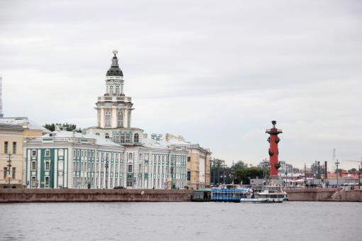 Free Stock Photo of Saint Petersburg