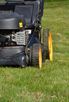 Free Stock Photo of Lawn mower