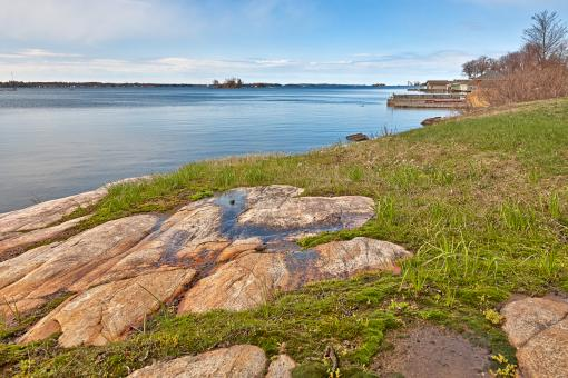 Free Stock Photo of Wellesley Island Scenery - HDR