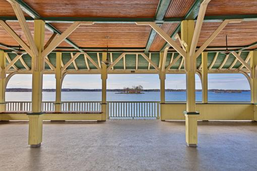 Free Stock Photo of Thousand Islands Pavillion - HDR