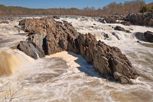 Free Stock Photo of Great Falls Leviathan - HDR