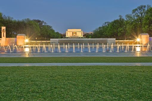 Free Stock Photo of Washington DC National Mall - HDR