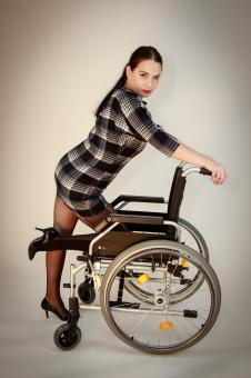 Free Stock Photo of Project Wheelchair