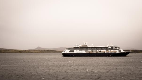 Free Stock Photo of Cruise ship